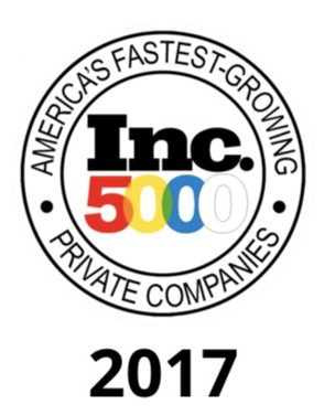 The ASK Method® Company is a 3-Time Inc. 5000 Fastest Growing Company Honoree - 2017, 2018, 2019